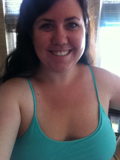Nvm, my stepmom is actually being nice and loaned me a tank top :)