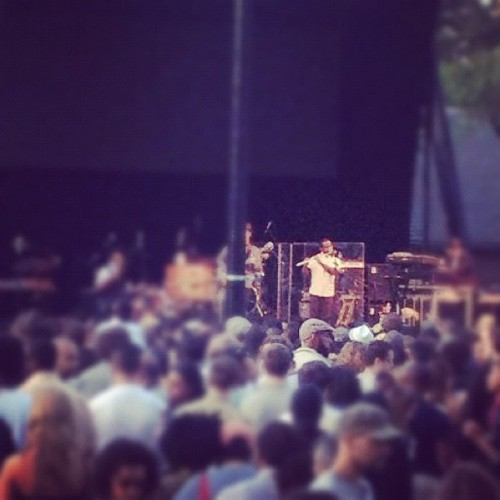 Karl Denson #JAZZFLUTE  (Taken with Instagram at SummerStage - Mainstage in Central Park)