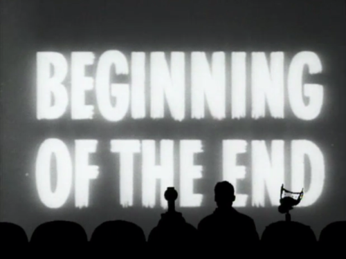 "MST3K - Screencap from ""The Beginning of the End""."