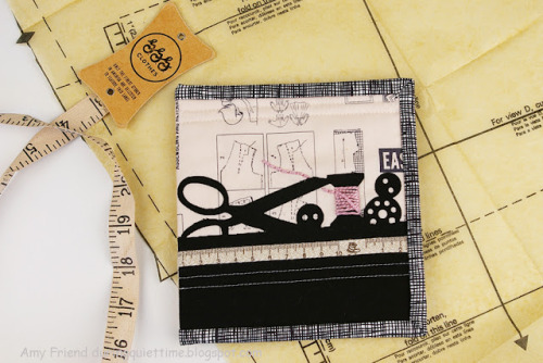 Sewing Edge Notebook, by Stephanie Barnard