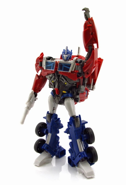 Transformers Prime - Weaponizer Optimus Prime