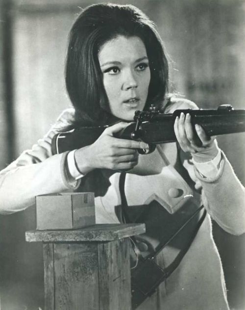 she is appreciated chzane: warmchills: Diana Rigg  chzane: for slang-king