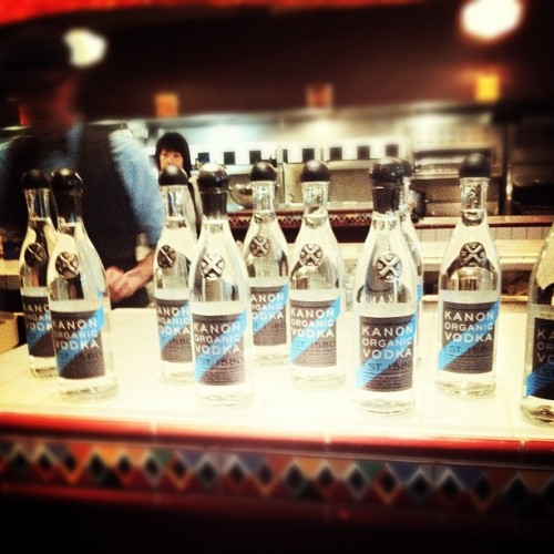 vodka for days @kanonvodka  (Taken with Instagram)