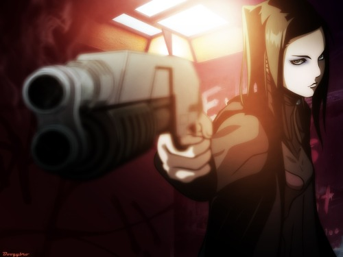 Re-L Mayer - Ergo Proxy