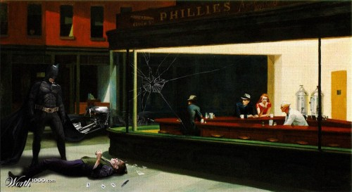 Nighthawks by Tysmiff07 just awesome