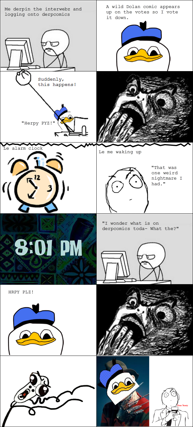 You know you spend too much time on Rage Comics when