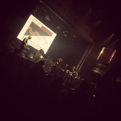 @dianebirch at #websterhall (Taken with Instagram)