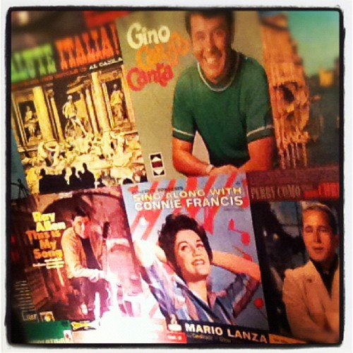 Italian Beats and Styles (Taken with Instagram at Buca di Beppo)