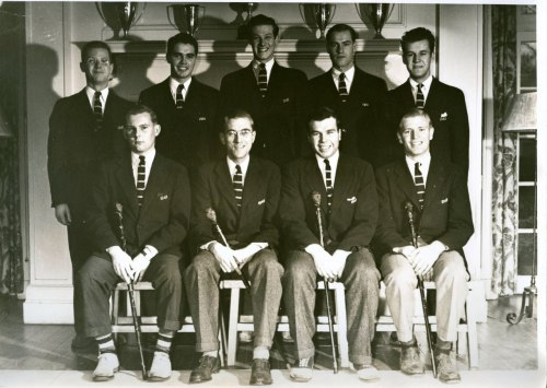 menoftheivyleague:  Dartmouth Kappas 1944