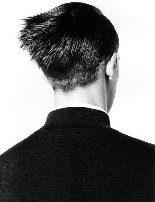rafcrymons:  Numero Homme China ph Bruno Staub