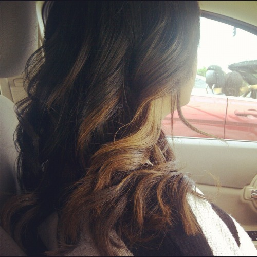 Finally got my Ombre done :)