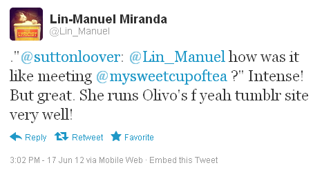 We'll meet again one day (with Olivo, preferably). I'm claiming it.