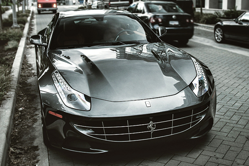 johnny-escobar:  Ferrari FF