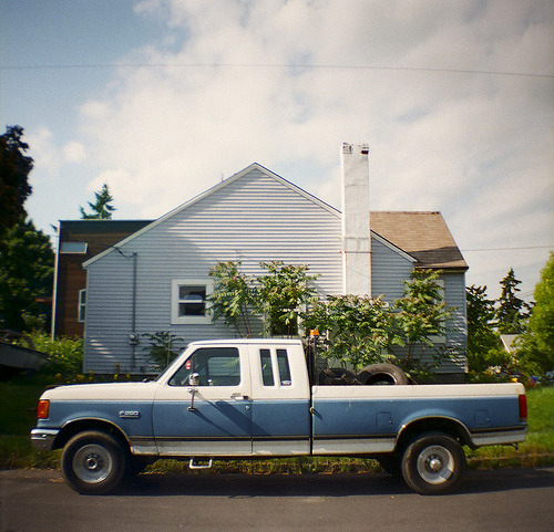 Pick Up (Portland, Or — Diana Mini)