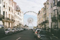 Brighton (by Molly Lanzarote)