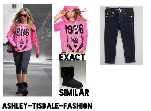 Ashley Tisdale Fashion On Tumblr