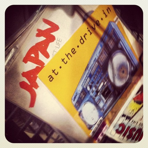 come up! (Taken with Instagram at Amoeba Music)