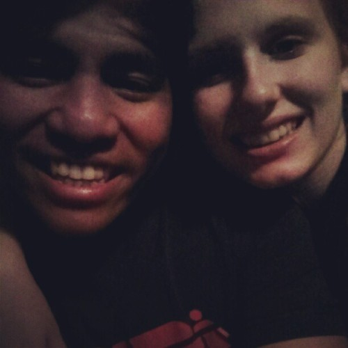 Love of my life @dawnann_3  (Taken with Instagram)