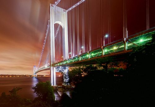 1wantchange:  Fort Wadsworth, New York by mudpig