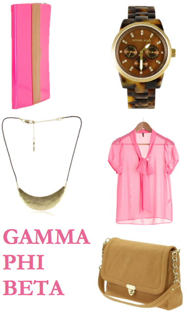 Gamma Phabulous fashion