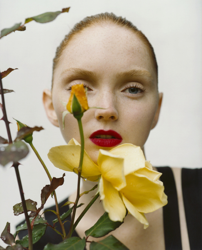 russiansnowqueen:  Lily Cole by Tim Walker for i-D, May 2006