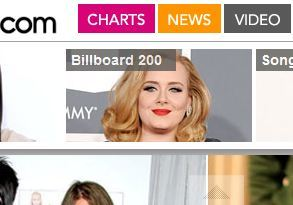 It amazes me how this happens. Have people not heard of Adele yet? How are people STILL buying it?!?!?