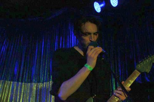 Josh - Dot Hacker Concert - June 14, 2012 - The Satellite (By Jim Kettler) By http://lauklinghoffer.tumblr.com/
