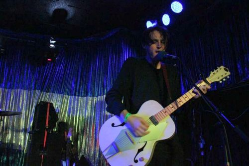 Josh - Dot Hacker Concert - June 14, 2012 - The Satellite (By Jim Kettler) By  By http://lauklinghoffer.tumblr.com/