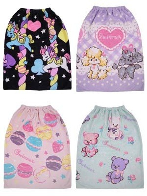 the-milk-eyed-mender:  are these skirts i want these to be skirts
