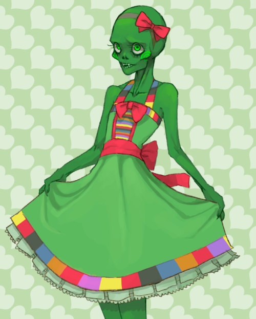 vinneh:  doodleedoos:  Calliope bby you're gorgeous don't let anybody tell you you're not  I've been fighting back the urge to reblog any Calliope art because I fear spoiling things for my followers but this is too gorgeous. I love her so much.  ;~;