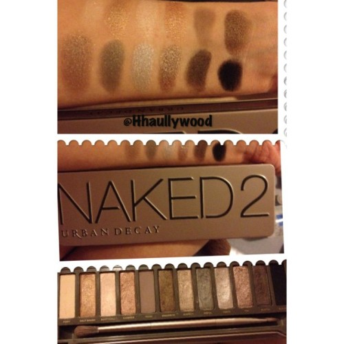 #naked2 #eyeshadow #makeup #cosmetics #youtube #blog #beauty #bestbeautyproducts #neutral  (Taken with Instagram)
