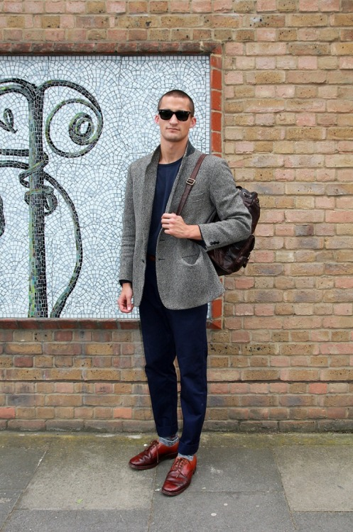 urbanemenswear:  London street style