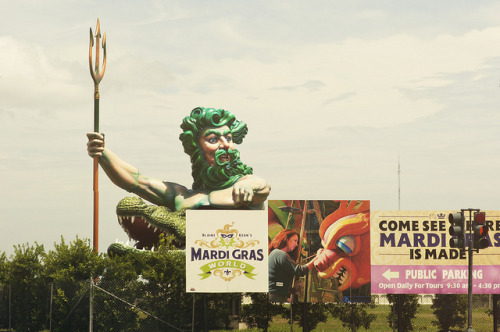 Mardi Gras World on Flickr.