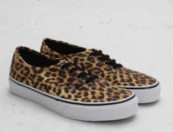 Yup summer looking nice wit some new vans , Leopard prints are in!! #swag #vans #leopardprint