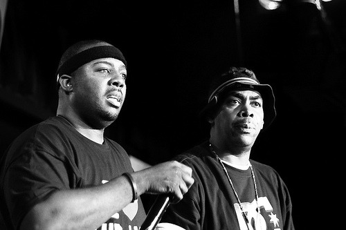 Classic Shot - EPMD, one of the greatest duos to ever do it