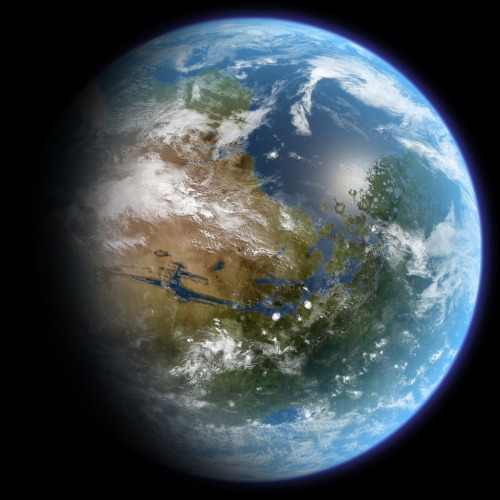 What could be: Terraformed Mars