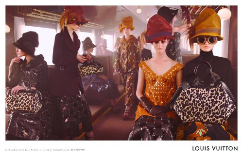 Louis Vuitton Otoño/Invierno 2012-2013 Continua de viaje…  click the picture to read the full history…