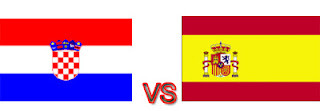 Spain vs Croatia Euro 2012 Who'll win this match? and will italy go to the next round?