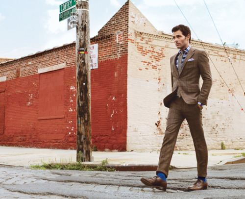 James Marsden for GQ September 2011
