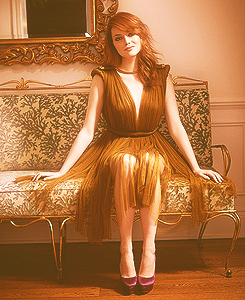 emma stone | new/old unknown photoshoot