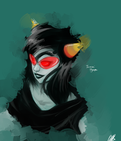ask-wintergreen:  (( Have some Terezi while you're at it ))