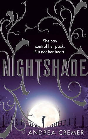 Currently Reading: Nightshade by Andrea Cremer