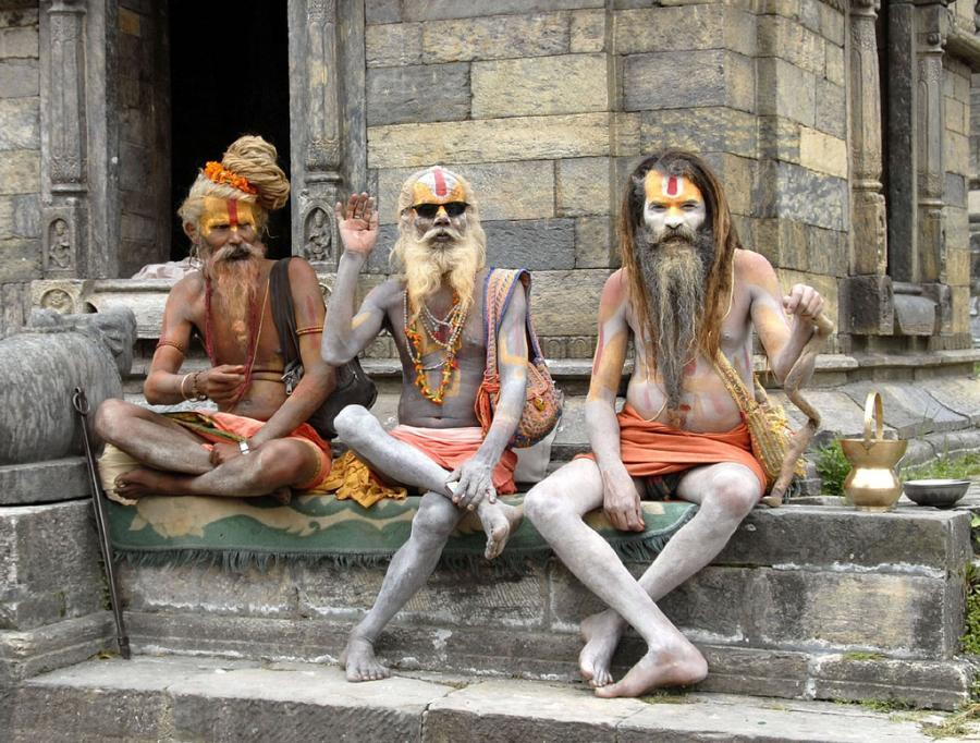 indiaperspectives:  Sadhus