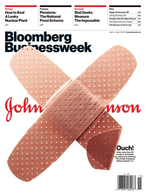 lovedesignlife:  Johnson and Johnson Newstand by bizweekdesign on Flickr (via Pinterest)