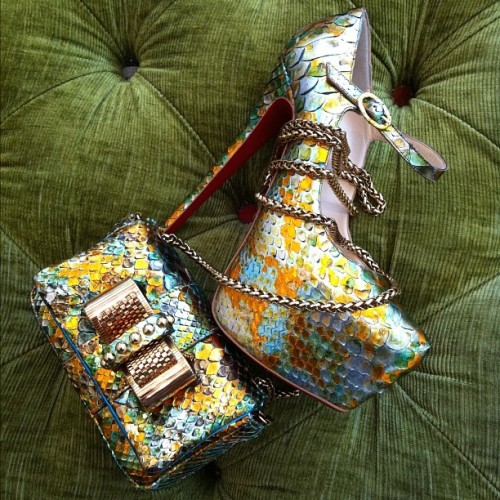 Christian Louboutin for Fall 2012
