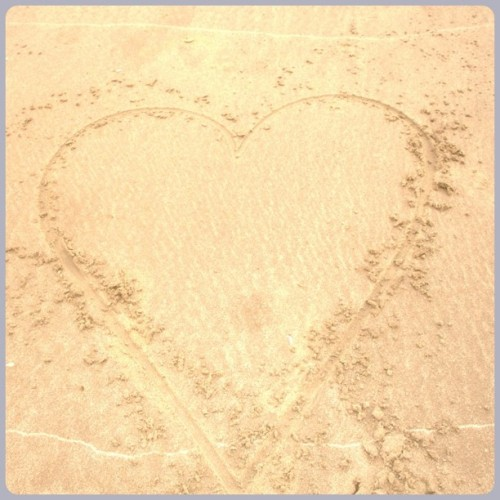 All we need is LOVE.. #sun #beach #picoftheday #instagood #summer -less (Taken with Instagram)
