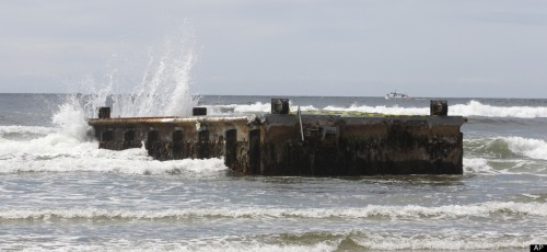 Massive Japanese dock, debris from tsunami, washes ashore in Oregon (Huff Po) Stay tuned for an anthropological look at the aftermath of Hurricane Katrina in New Orleans in Love Archaeology Magazine, Issue 2, out this Friday!