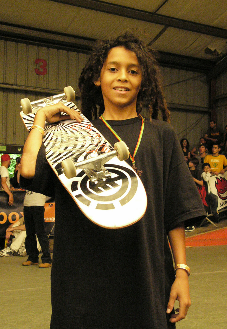little Nyjah