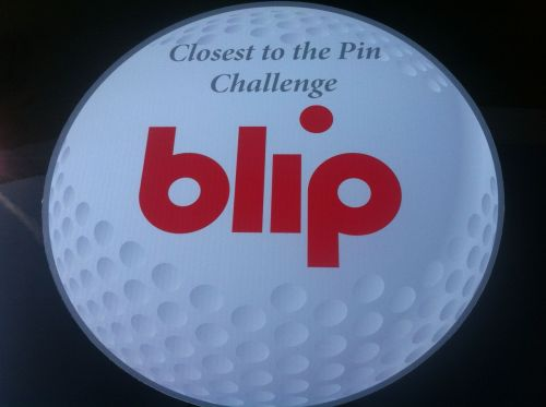 Adcrafest closest to the Pin Challenge! Sponsored by blip! Who's going to be the winner?