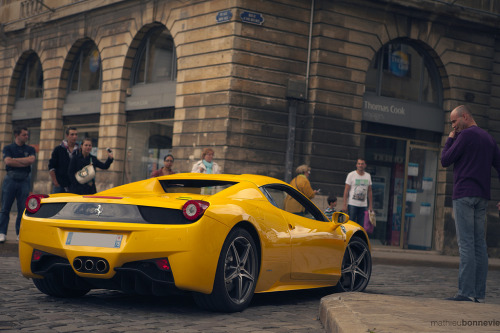 automotivated:  Envied. (by Mathieu Bonnevie)